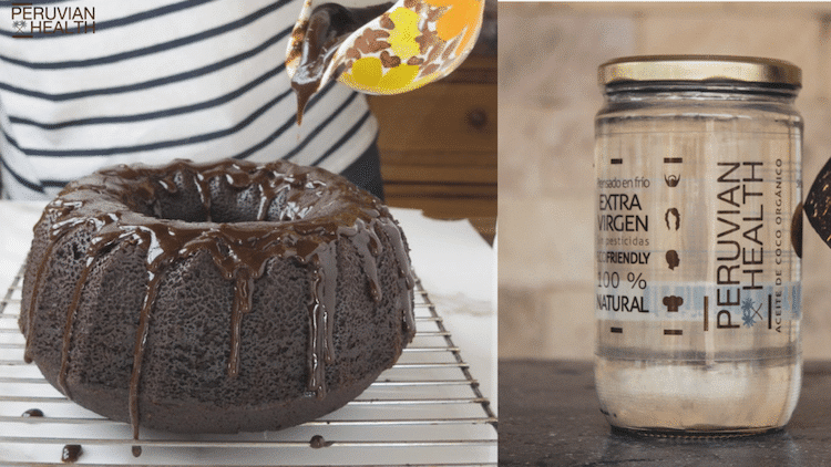 ¿Cómo hacer keke? «Keke de chocolate vegano»