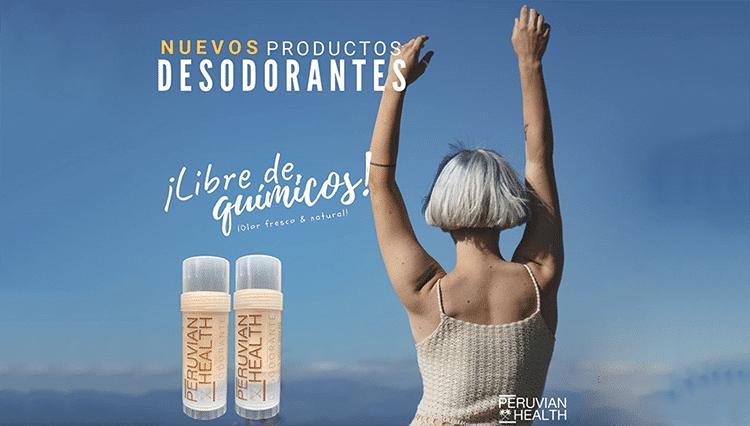 ¿Por qué todos deberíamos cambiar a usar desodorantes naturales?