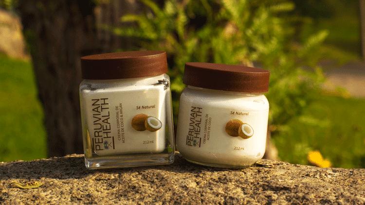 ¿Cuál crema es la indicada para ti?  Crema Aceite de Coco c/ Almendras  vs  Crema Aceite de Coco c/ Argán