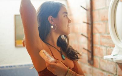 Únete al cambio: ¿Por qué elegir desodorantes naturales?