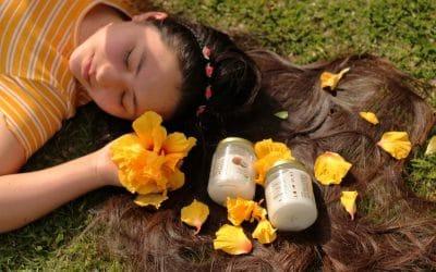 ¿Cómo cuidar tu cabello con aceite de coco?